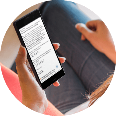 Applicazione mobile Tweppy