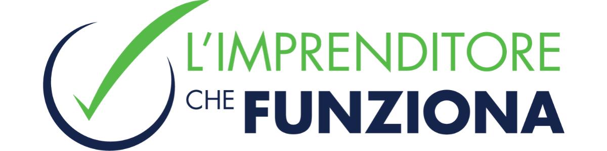 Logo Imprenditore che funziona