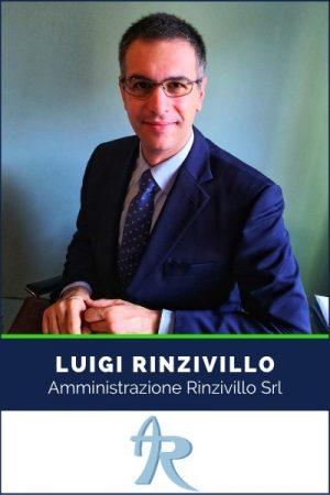 Caso Studio Amministrazione Rinzivillo Srl - Luigi Rinzivillo
