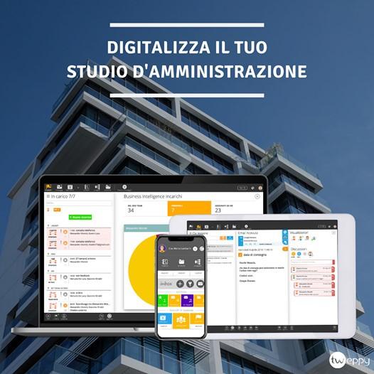 Digitalizza Studio Amministrazione Condominiale
