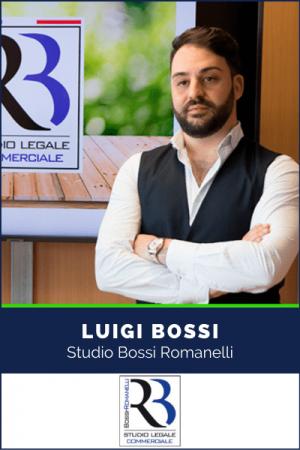 Studio Bossi Romanelli - Bossi Luigi