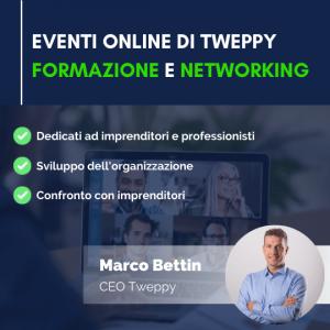 Eventi Online Tweppy