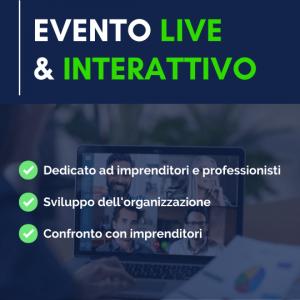 Evento Live Interattivo Tweppy